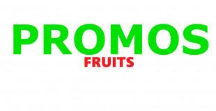 LES PROMOS DE FRUITS ET FRUITS ROUGES