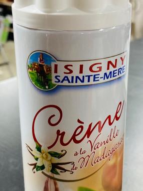 crème fouettée isigny sainte mère