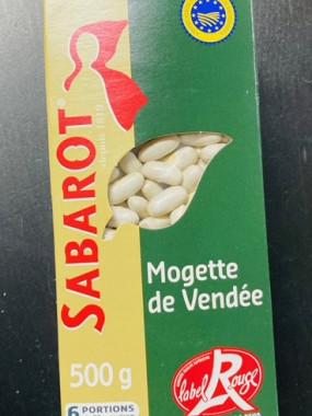 mogettes de Vendée label rouge 500 gr