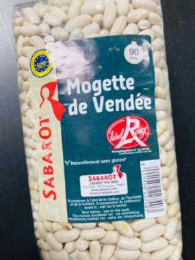 mogettes de Vendée label rouge 1 kilo