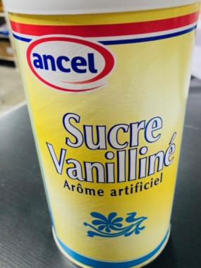 sucre vanilline 1 kilo