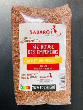 riz rouge empereur 950 gr
