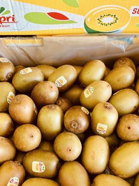 kiwi jaune ZESPRI 5 pièces pour 4€