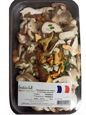 champignon mix