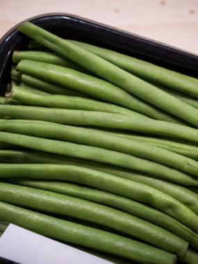 haricots vert équeutés bq
